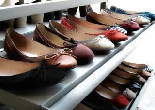 面接時の靴